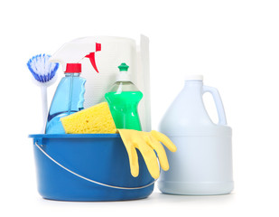 Cleaning Products for Daily Use in the Home
