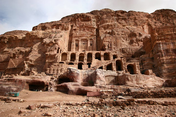 Petra City of Jordan, Middle East