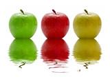 Fototapety reflejos de fruta 22