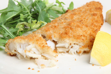 Breaded White Fish Fillet