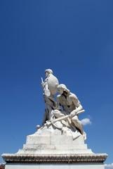 Rome - National Monument of Victor Emmanuel II