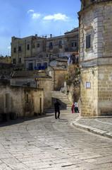 Passeggiando per Matera in Basilicata