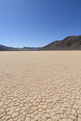 racetrack playa in death valley (2)