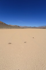 racetrack playa in death valley (1)