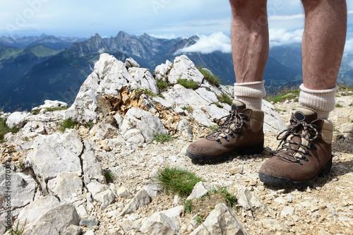 So weit die Füße tragen