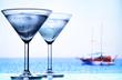 Leinwandbild Motiv Cocktail