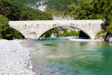 Carejuan Bridge, Verdon Gorge, Provence, France