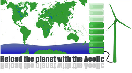 Reload the planet with the Aeolic