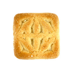 Single square cookie