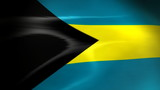 Bahamian Flag - HD Loop