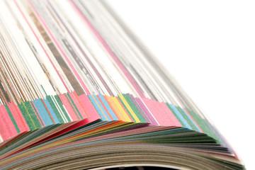 Pages de catalogue