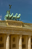 Brandenburger Tor, Quadriga, Berlin
