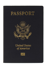 New USA Passport