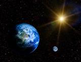Space landscape - 15887346