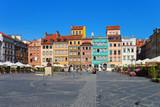 Market square in Warsaw, Poland - 15891583