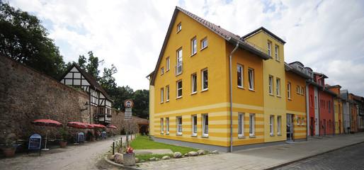 Neubrandenburg,  Route der Bachsteingotik