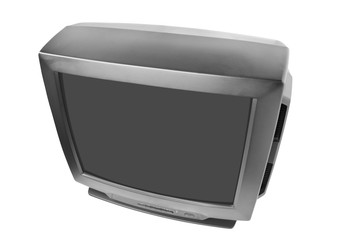 TV set isolated
