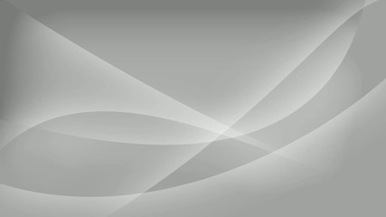 grey background with moving curved lines