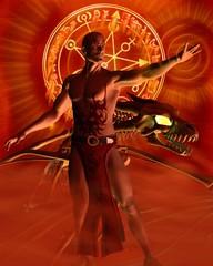 The Sorcerer - Spellcasting