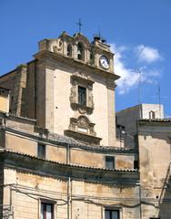 Chiesa di San Giuseppe, Leonforte