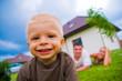 Happy child, happy life