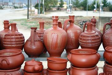 Türkische Töpferkunst