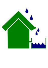 Collecter les eaux de pluie