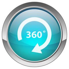 """Bouton """"360 degrés"""" (bleu)"""