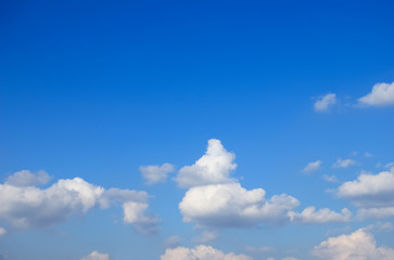 beautiful cloudscape background