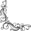 ranke schn rkel floral ornamental stockfotos und lizenzfreie vektoren auf. Black Bedroom Furniture Sets. Home Design Ideas