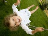 Fototapety Swing ride