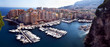 Fontvieille disrict and harbor - 15961117