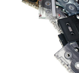 Audio cassettes