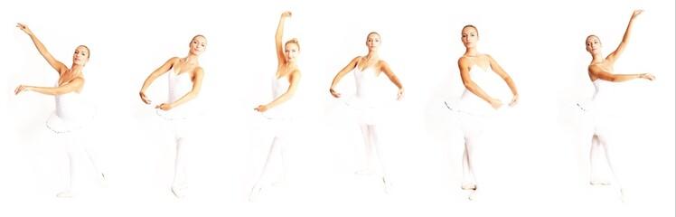 Ballett Collage
