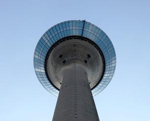 Rheinturm, Düsseldorf Medienhafen
