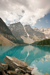 Moraine Lake, Banff National Park, Canada © pierre33
