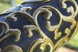 大阪城の手摺装飾