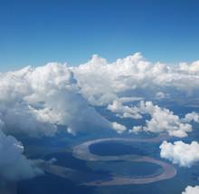 Flusslauf Iguacu