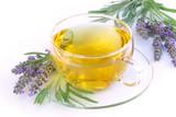 Fototapety Tee Lavendel - lavender tea 06