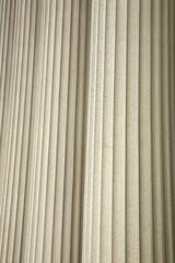 神殿風の柱