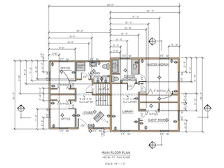 FIRST FLOOR HOUSE PLANS