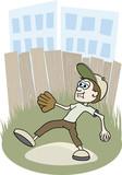 Backyard Baseball poster