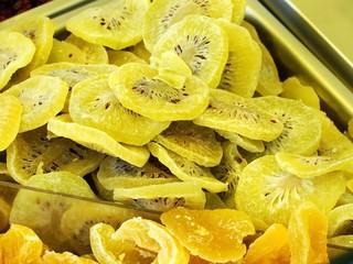 Kiwi & melons séchés 2