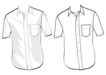 Shirt template