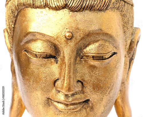 visage féminin de Bouddha - 16030359