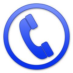 simbolo telefono
