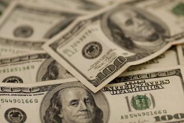 Hundred Dollar Bills, Shallow depth of field