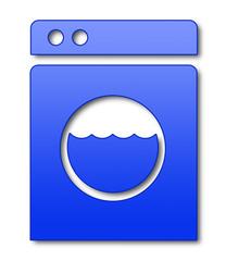 simbolo lavatrice