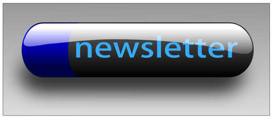 Button Newsletter blau
