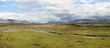 Iceland - Thingvellir valley panorama